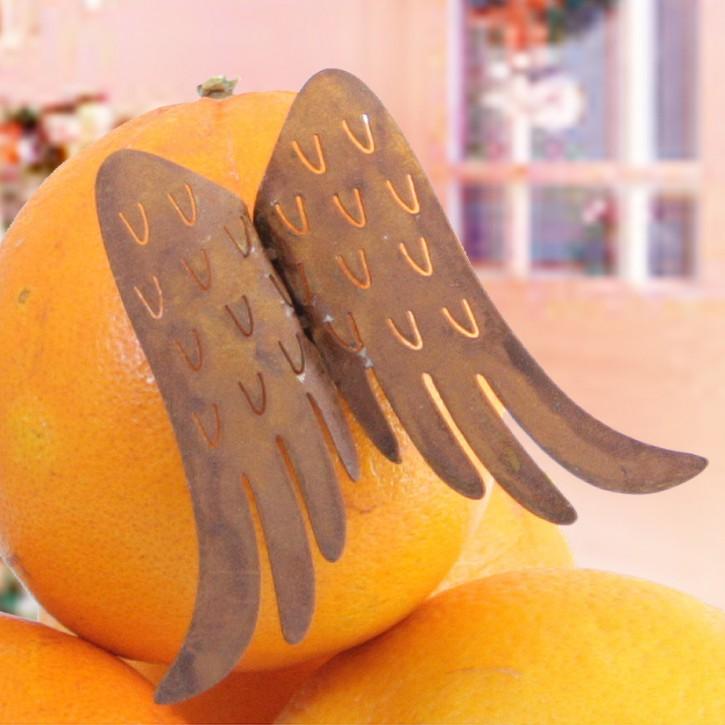 Engelsflügel mit Pin 7 cm