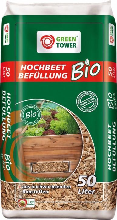 Bio Hochbeet Befüllung 50 L