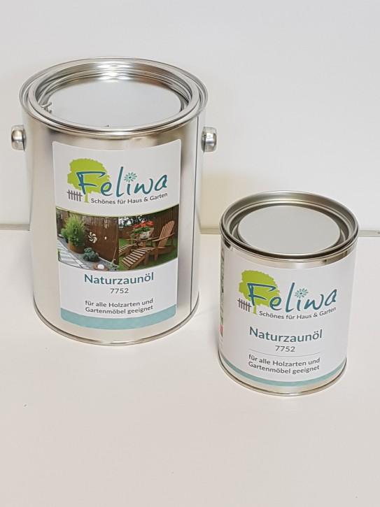 Feliwa Naturzaunöl, Pflegeöl für Haselnuss- und Weidenhölzer 2,5 Liter