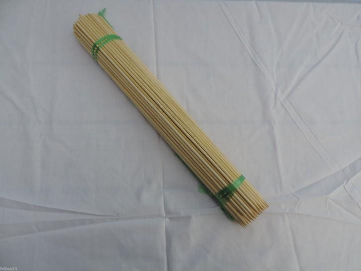 Bambus Splittstäbe 100 St. 90 cm