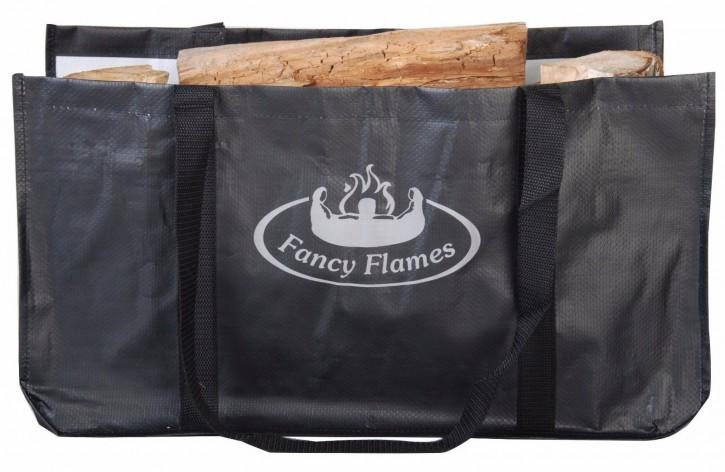 Kaminholz Tragetasche - Fancy Flames