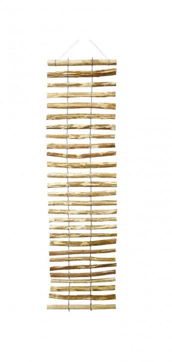 Rankgitter Hasel 50 x 200 cm auch für Beeteinfassungen, Kräuterbeet, Gemüsebeet