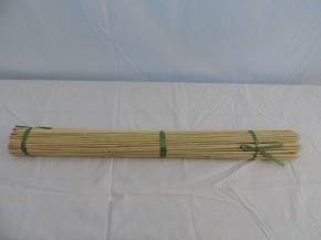 Bambus Splittstäbe 200 St. 30 cm